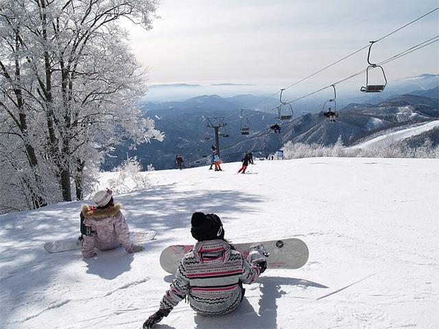 HAKUBA VALLEY 鹿島槍スキー場 |...