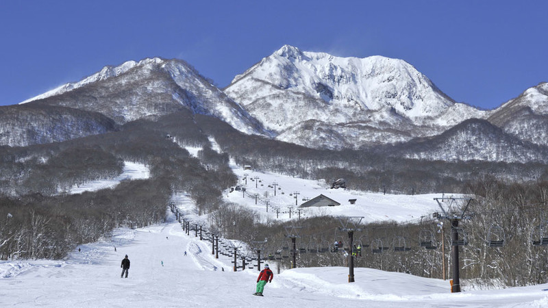 場 妙高 高原 スキー