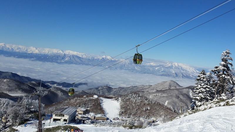 志賀高原(全山エリア) スキー...